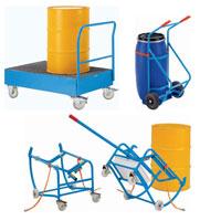 Fasskipper, -transportwagen, -roller, -karren