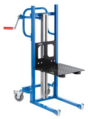 Materialheber mit Plattform bis 120kg