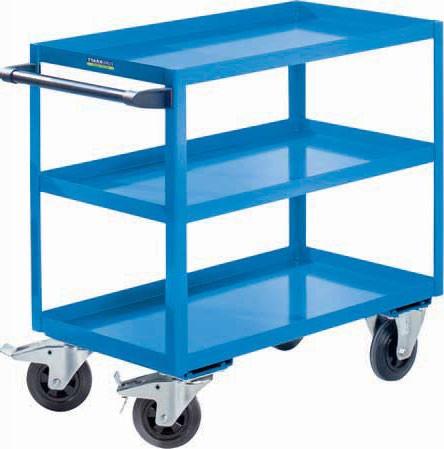 Montagehilfswagen 915 mit 3 Ebenen, bis 350 kg