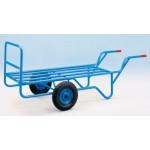 Handwagen mit Rohrladefläche