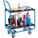 Tischwagen bis 150kg: schmale Ausführung