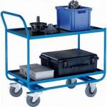 Tischwagen bis 250 kg mit Abrollrand