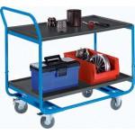 Tischwagen bis 150kg: Breite Ausführung