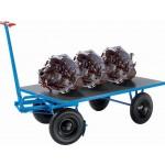 Handpritschenwagen, bis 1.000 kg, OHNE BORDWAENDE