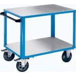 Montagewagen bis 500kg, 2 Ladeflächen