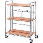 Bürowagen, Tragfähigkeit: 100 kg