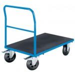 Plattformwagen mit Schiebebügel